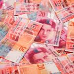 Zgodovina švicarskega franka